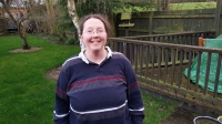 Sarah Hattersley - a good person to talk to about Friends of Newcroft